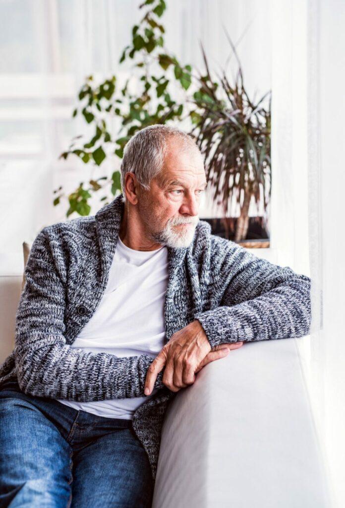 Man Considering Disinheriting a Child